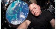 Uzayda 1 Yıl Geçiren Astronot, Yaşadığı Olayları Anlattı