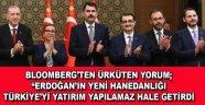 """Yabancı ekonomistlerin gözünden Türkiye: """"Erdoğan'ın yeni hanedanlığı..."""""""