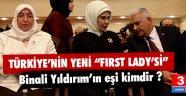 Yeni ''first lady''kimdir