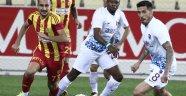 Yeni Malatyaspor-Trabzonspor'u 1-0 yendi