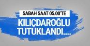 Yeniçağ yazarı yazdı Kılıçdaroğlu tutuklandı