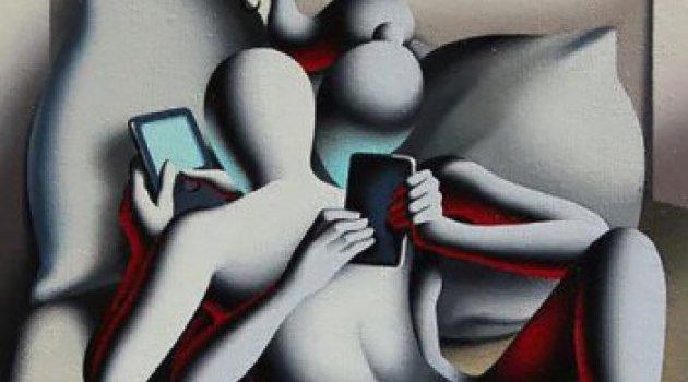 Teknoloji Bağımlılığımızın Acımasızca Eleştirildiği 13 İllüstrasyon
