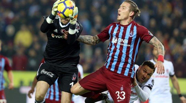 Trabzonspor-Beşiktaş' 0-2