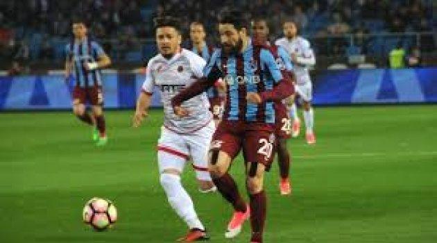 Trabzonspor-Gençlerbirliği 3-1
