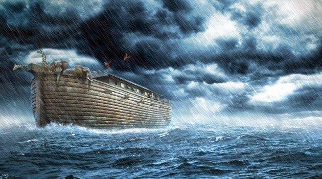 Tufan çok, Nuh yok
