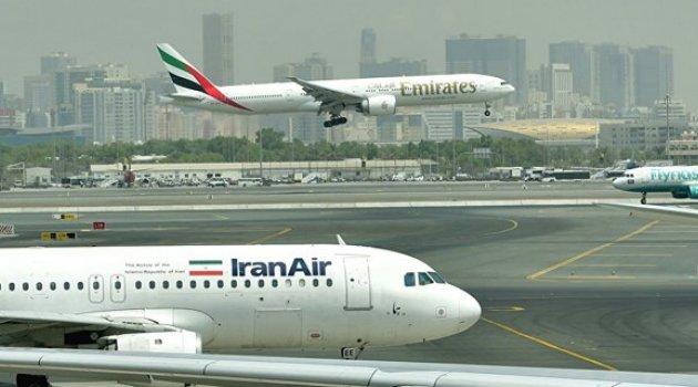 Türkiye'deki İran uçaklarına yakıt verilmiyor