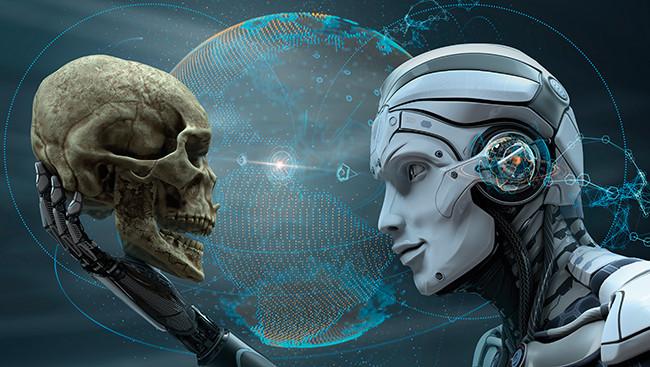 AB yapay zekalı robotlar konusunda yasak getirdi!
