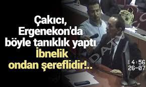 Alaattin Çakıcı'nın Ergenekon Davası'ndaki tanıklığı