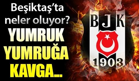 Beşiktaş'ta büyük kriz! Tam 4 futbolcu...