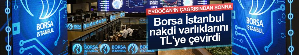 Borsa İstanbul'dan flaş açıklama: TL'ye dönme kararı alındı