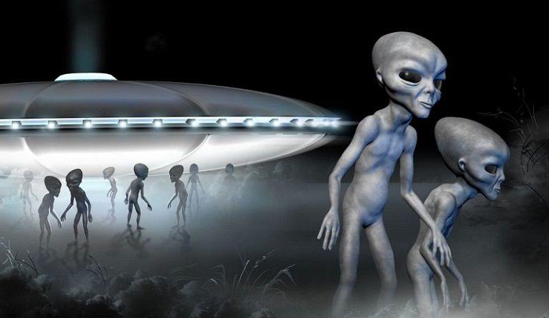Dünyanın en uçuk uzaylı teorileri!