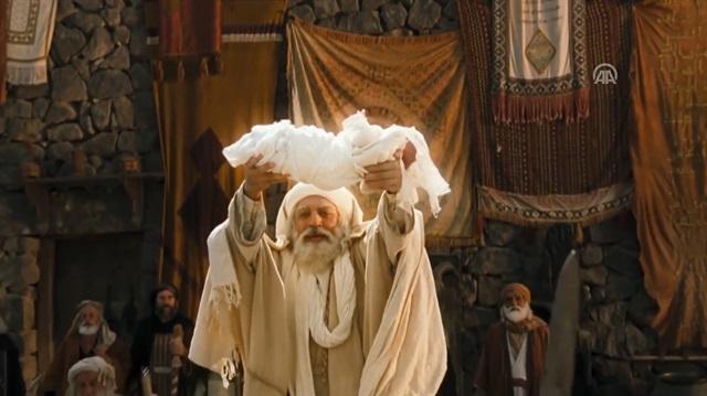 'Hz. Muhammed: Allah'ın Elçisi' vizyona giriyor VİDEO