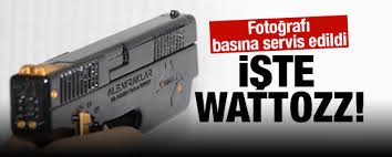 İşte ABD'nin Taser Silahına Rakip Milli Enerji Silahı 'Wattozz'
