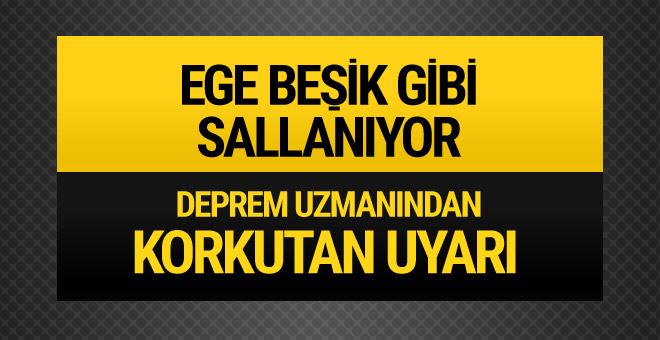 İzmir depremiyle ilgili korkutan uyarı