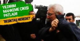 Kumpas davasında Aziz Yıldırım Beşiktaş'ı hedef aldı!