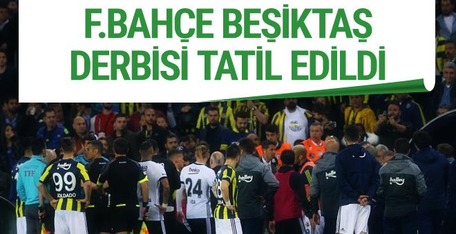 Kupa finaline giden maçta REZALET