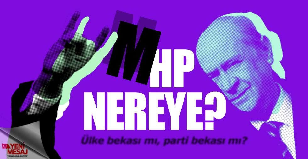 MHP nereye?