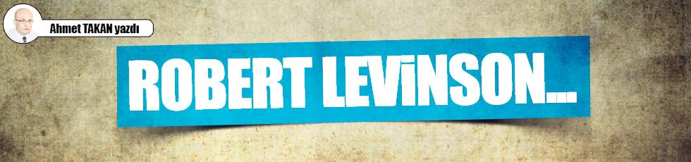 Robert Levinson...