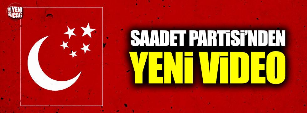 Saadet Partisi'nden yeni video: Penguen Belgeseli