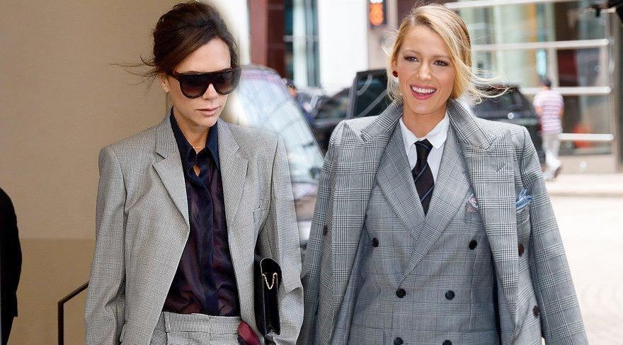 Sezonun yeni trendi gri takım elbiseler