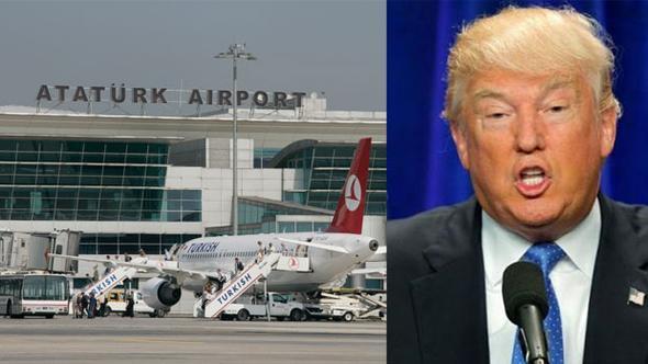 Trump'tan yeni bir yasak daha.. Şok 'İstanbul' iddiası!