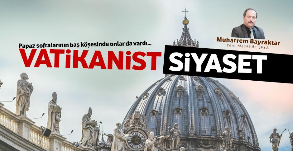 Vatikanist siyaset