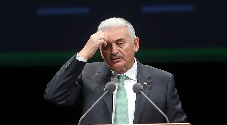 """Yıldırım """"Bölgenin asıl sahibi Barzani"""" demiş…"""