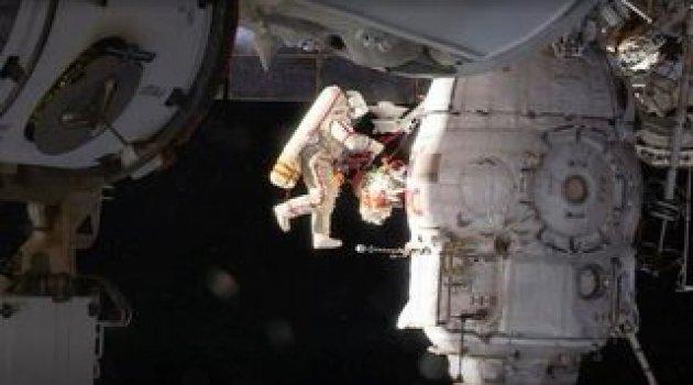 Uzayda sabotaj şüphesi! Gizemli delik nasıl meydana geldi?