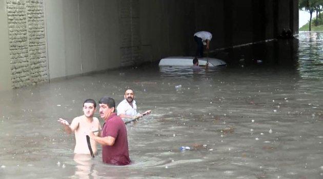 Yagmurda İstanbul masalı
