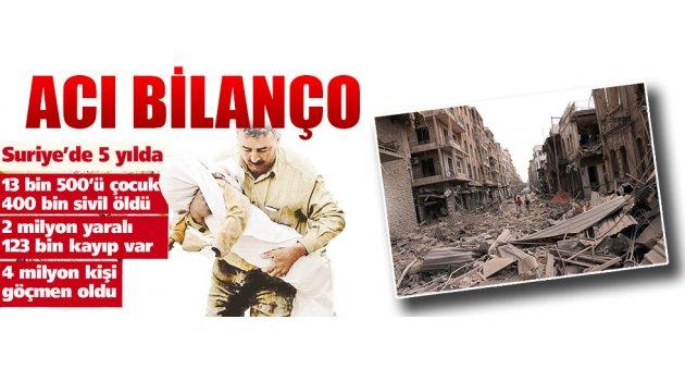 Yangın yeri Suriye