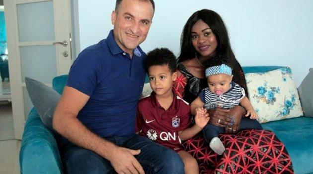 Yattara'nın kız kardeşi Trabzon'a gelin geldi!