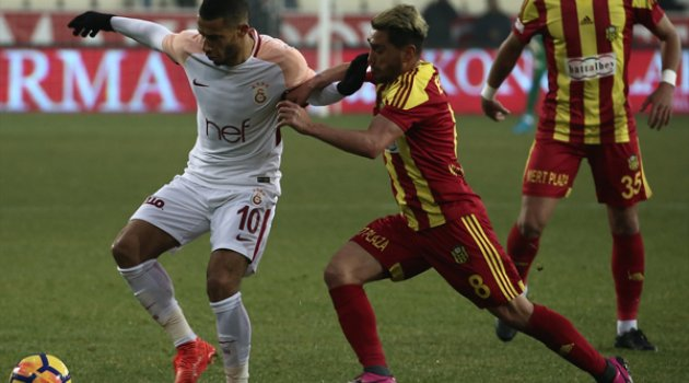 Yeni Malatyaspor - Galatasaray'ı yendi 2-1