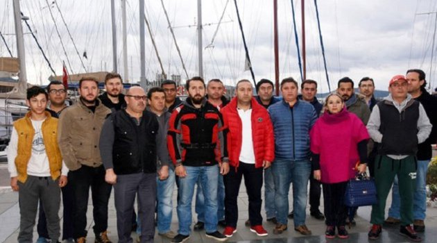 Yunan adasında Türk denizcilere linç girişimi!