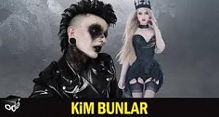 Kendilerini Goth Girl ya da Alt Guy Diye Tanımlıyorlar...