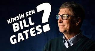 Kimsin Sen, Bill Gates?