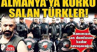 Almanya'daki Türk çetesi 36 Boys