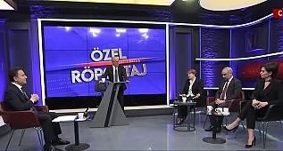 Halk TV'de Liderler Özel Söyleşisi