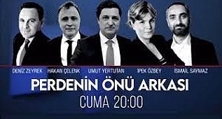 PERDENİN ÖNÜ ARKASI...