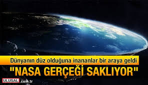 UZAY YALANI. ARTIK UYANMANIZIN VAKTİ GELDİ.