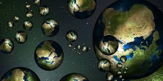 Karanlık Enerji, Karanlık Madde ve Paralel Evren