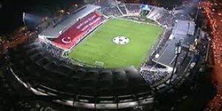 Mehmet Yüce İnönü Stadı'nı Anlatıyor