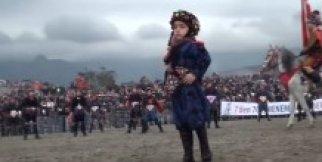 Kazım Zeybek Şenol,zeybek dansı