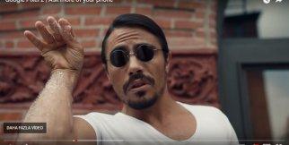 Nusret, Google Pixel 2 Reklamında Oynadı!