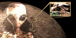 Aydaki Gizli Uzaylı Üsleri